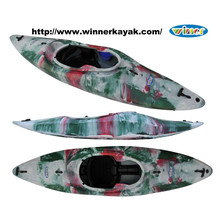 Single Sit in Plastic Sport Kayak